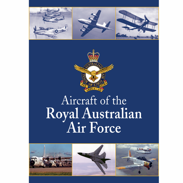 Aircraft of the Royal Australian Air Force Book