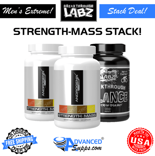 Strength mass stack, muscle building, strength
