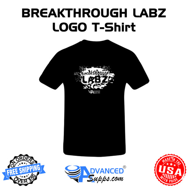 Breakthrough labz logo t-shirt