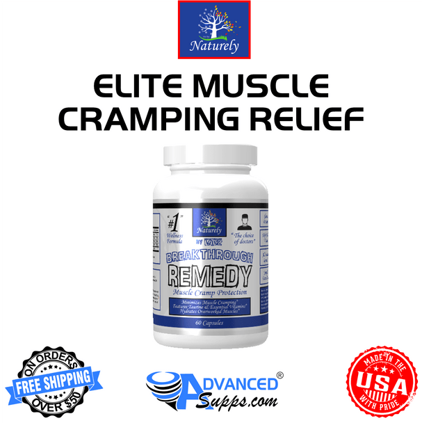 REMEDY: Muscle Cramp Protection* [50% off with code 'CLEARANCE']
