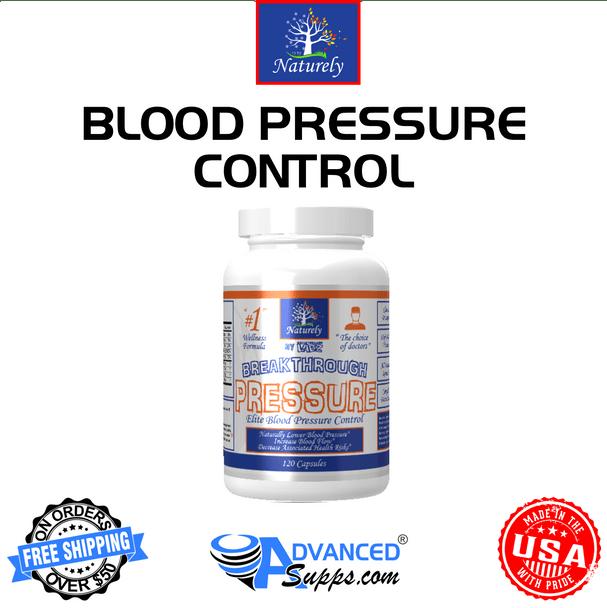 PRESSURE: Elite Blood Pressure Control*