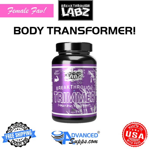 Breakthrough TRIMMER: Female Body Transformer*