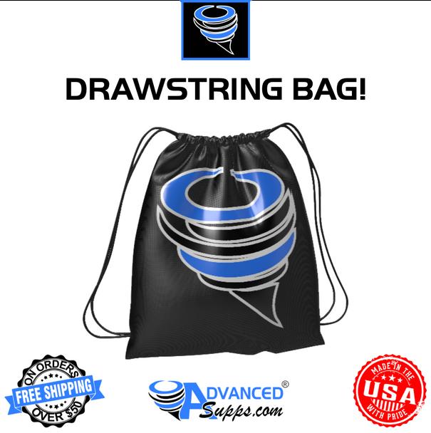 drawstring bag, advanced, cyclone