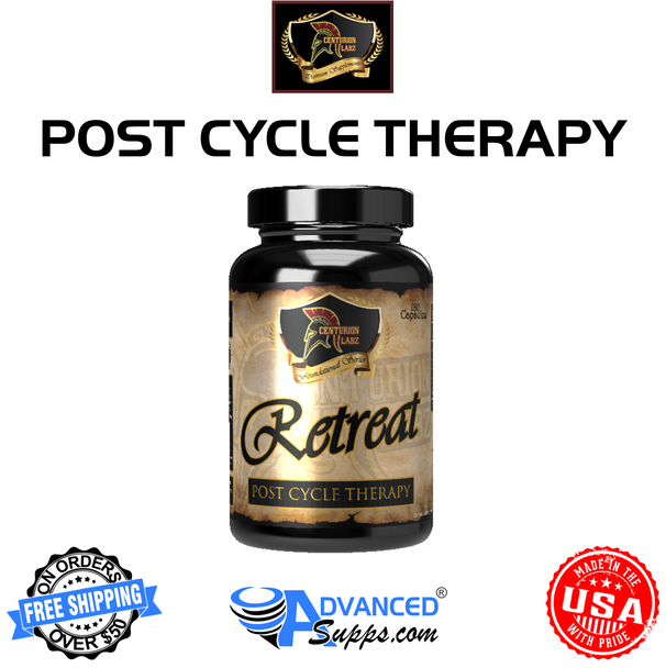 Centurion Labz, post cycle therapy, retreat, pct