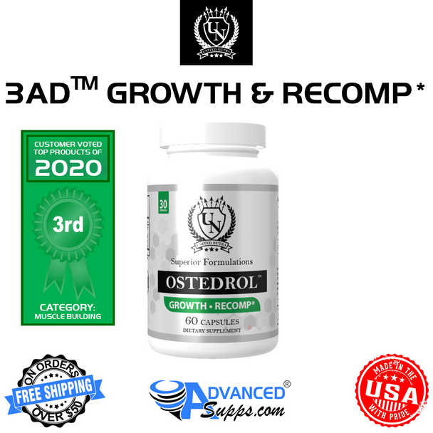 OSTEDROL® - GROWTH & RECOMP*
