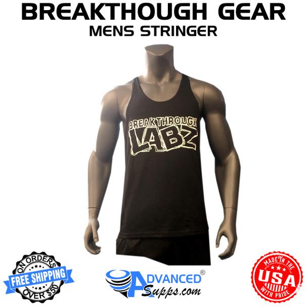mens breakthrough labz stringer tank top shirt clothing