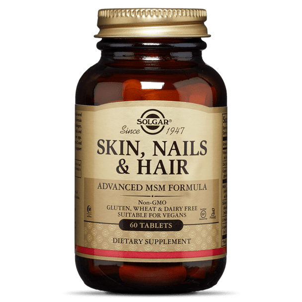 SKIN, NAILS & HAIR TABLETS [50% off with code 'CLEARANCE']