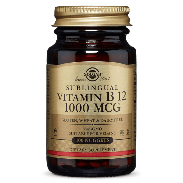 VITAMIN B12 1000 MCG NUGGETS