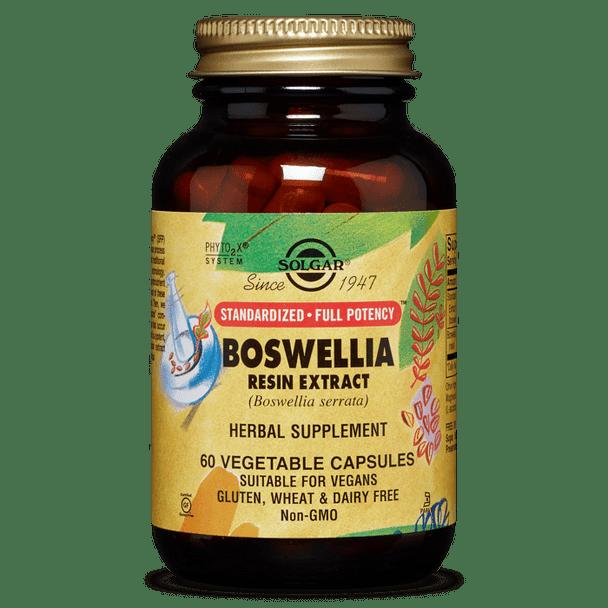SFP BOSWELLIA RESIN EXTRACT VEGETABLE CAPSULES