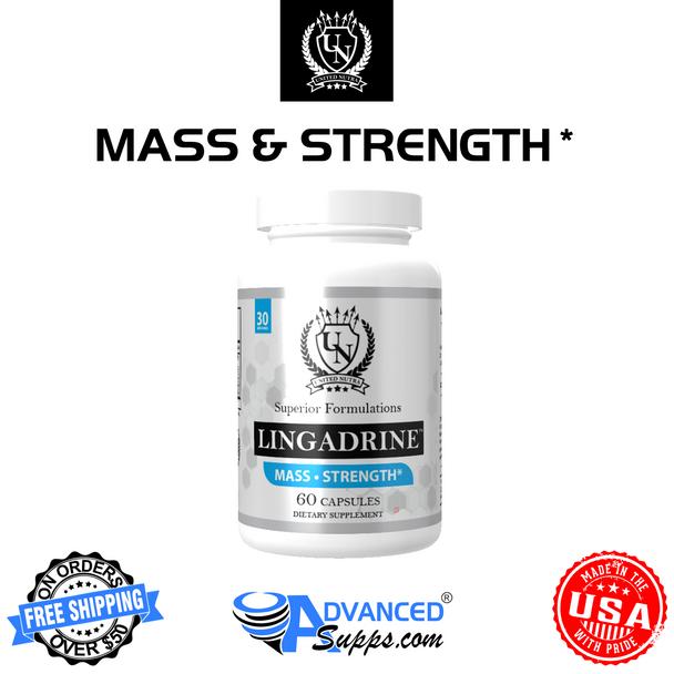 LINGADRINE® - MASS & STRENGTH*