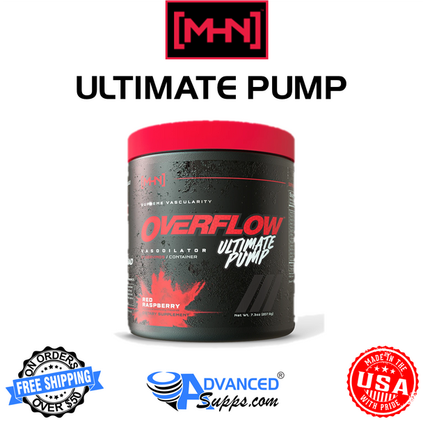 OVERFLOW: Ultimate Pump [By the Makers of AREZ]