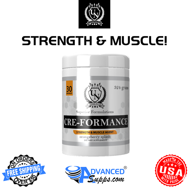 CRE-FORMANCE™: Strength & Muscle Agent