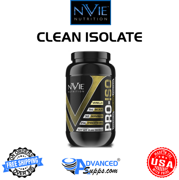 NVIE PRO-ISO: Cookies & Cream [50% off with code 'CLEARANCE']