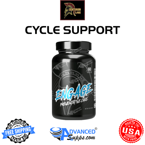 Engage, cycle support, on cycle
