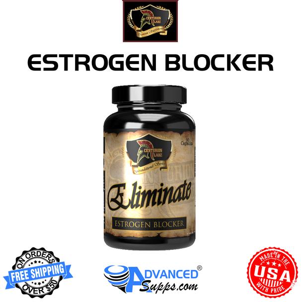 E-liminate, eliminate, estrogen blocker, on cycle, centurion