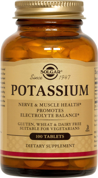 Potassium Tablets [50% off with code 'CLEARANCE']