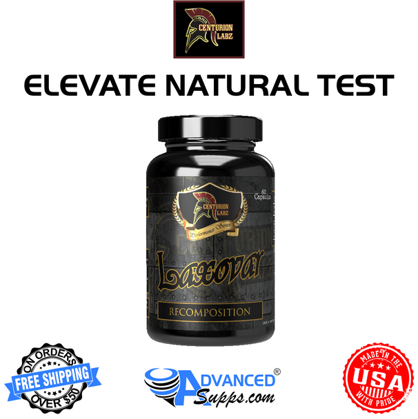 LAXOVAR: Increase Test Naturally*