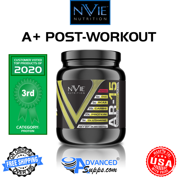 NVIE AR-15: Post-Workout for Optimal Recovery*