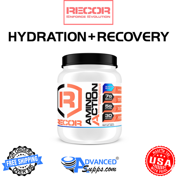 AMINO ACTION: For Hydration & Faster Recovery