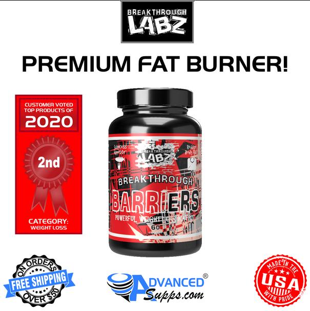 Breakthrough BARRIERS: Premium Fat Burner!*