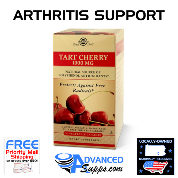 TART CHERRY: Powerful Antioxidant [see ANTI-AGE as a great alternative]