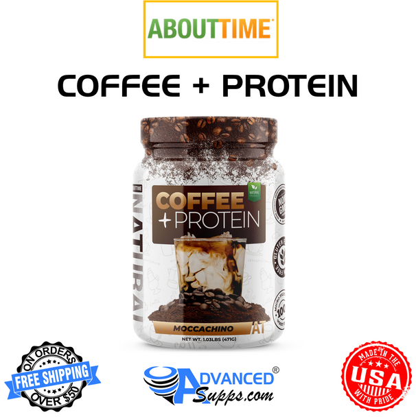 PROTEIN + COFFEE: For the Coffee Lover
