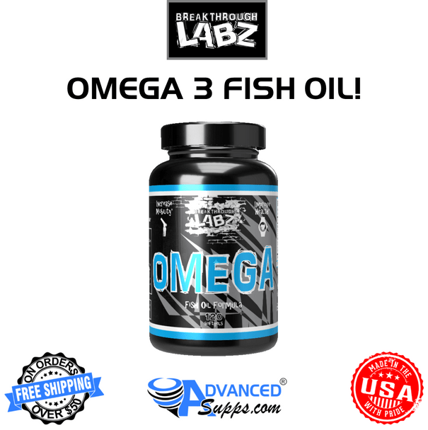 Omega 3 fish oil, Breakthrough labs, joint support, joint pain, brain health, nutrition