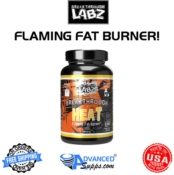 Breakthrough Heat, flaming fat burner, weight loss, tone