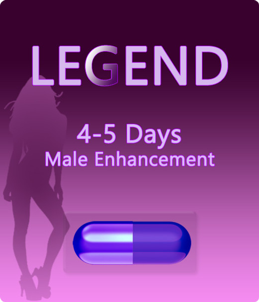 LEGEND: Male Enhancement - The Night She Won't Forget