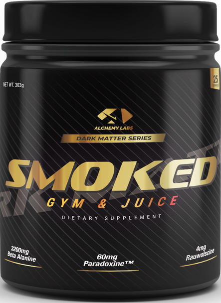 Smoked: Extremely Potent Pre-Workout