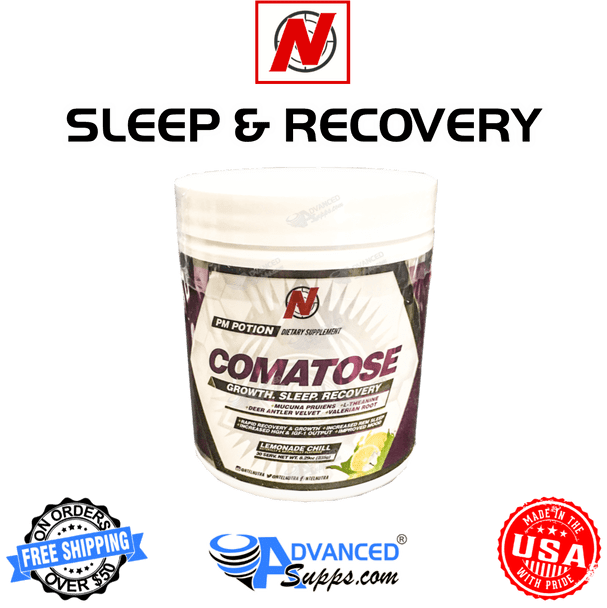 Comatose sleep and recovery aid by ntel