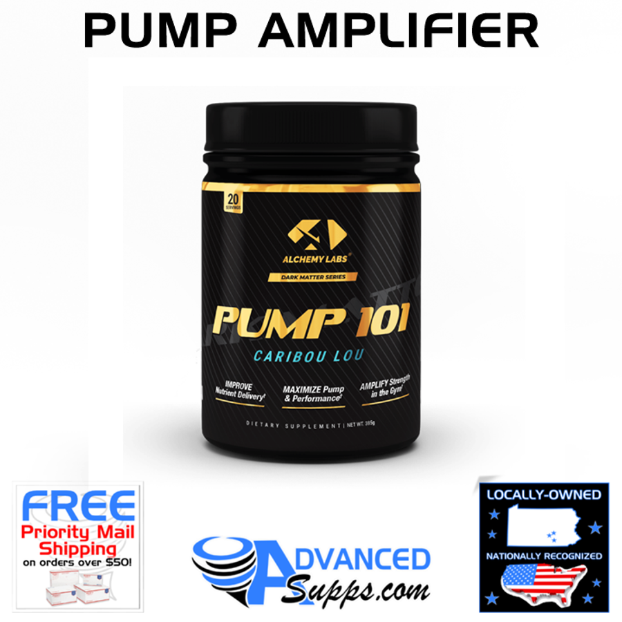 Pump 101: Maximize & Amplify Pumps and Strength