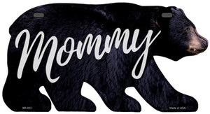 Mommy Wholesale Novelty Metal Bear Tag BR-053