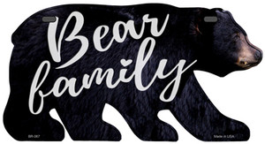 Bear Family Wholesale Novelty Metal Bear Tag