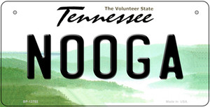 Nooga Tennessee Wholesale Novelty Metal Bicycle Plate BP-13783
