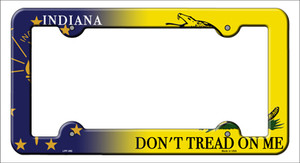 Indiana|Dont Tread Wholesale Novelty Metal License Plate Frame