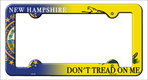 New Hampshire|Dont Tread Wholesale Novelty Metal License Plate Frame