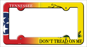 Tennessee|Dont Tread Wholesale Novelty Metal License Plate Frame