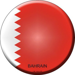 Bahrain Country Wholesale Novelty Metal Circular Sign