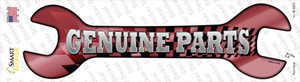 Genuine Parts Wholesale Novelty Wrench Sticker Decal