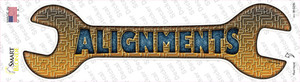 Alignments Wholesale Novelty Wrench Sticker Decal