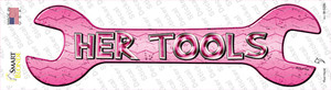 Her Tools Wholesale Novelty Wrench Sticker Decal