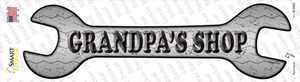 Grandpas Shop Wholesale Novelty Wrench Sticker Decal