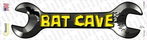 Bat Cave Wholesale Novelty Wrench Sticker Decal