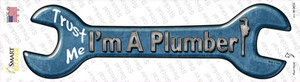 Im A Plumber Wholesale Novelty Wrench Sticker Decal