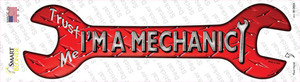 Im A Mechanic Wholesale Novelty Wrench Sticker Decal