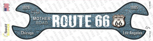 Route 66 Wholesale Novelty Wrench Sticker Decal