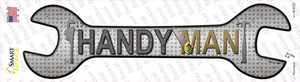 Handyman Wholesale Novelty Wrench Sticker Decal