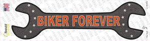 Biker Forever Wholesale Novelty Wrench Sticker Decal