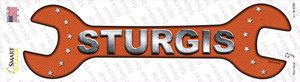 Sturgis Wholesale Novelty Wrench Sticker Decal